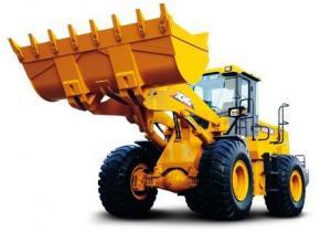China Front Loader Construction Equipment , 3 CBM Bucket Wheel Loader ZL50GN on sale
