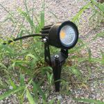 3W COB Outdoor Spot Lawn Lamp Landscape Luminaire Led Garden Spike Light