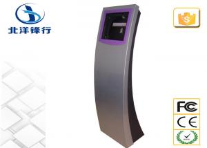 China TFT LCD Bill Pay Credit Card Dispenser Kiosk Interactive Touch Screen Kiosks on sale