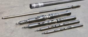 China Boart Longyear Wireline Core BarrelOvershotAssembly HQ NQ PQ 5 ft / 10 ft Length on sale