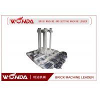 Robot Brick Moulding Machine PLC Central Control Type 22800 Pcs/h Capacity
