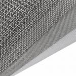 Square Hole Metal Woven Mesh , Stainless Steel Wire Mesh 304 316L Stainless Steel