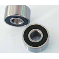 China High Speed Full Type Booster Pump Motor Bearings Open / Sealed With Gcr15 Chrome Steels Material on sale