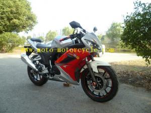 250cc Matt Black Drag Racing Motorcycles Sport Racing Motorcycle