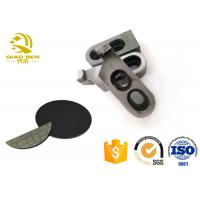 High Gloss Polycrystalline Diamond Cutters PCD Milling Particles Of Nonferrous Metal / Organic Plate