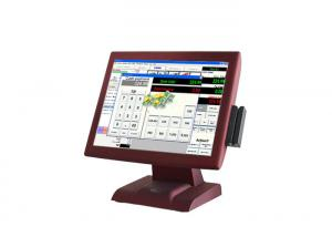 China Commercial Point Of Sale Systems For Restaurants And Bars With Windows 10 System on sale