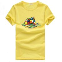 2014 Funny Custom Keep ClamWhite T Shirts Personalized Tee Printed