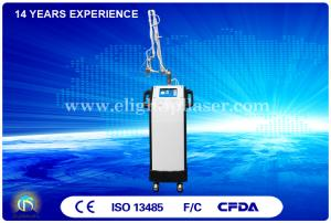 China Treatment for Skin Resurfacing CO2 Fractional Laser Machine Vertical Safe on sale