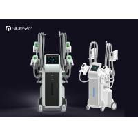China User Friendly Cryolipolysis Slimming Machine Weight Loss Equipment No Need Recovery on sale