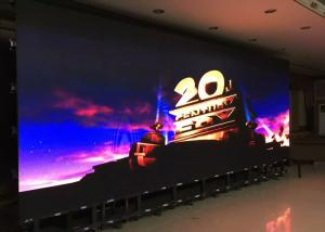 China Super Slim High definition SMD Indoor Full Color LED Display screen high refresh rate supplier