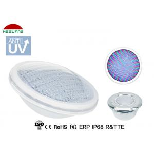 14W Par56 Swimming Pool LED Lights RGB Synchronous Control For Family Pool