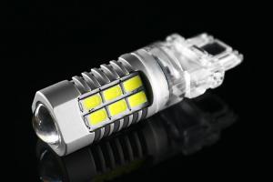 China 5730 Automobile Vehicle Led Light Bulbs 3156 S25 Led Bulbs P21W High Output on sale