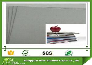 Quality Exercise Book use Single Layer Grey Board Sheets , 2mm Greyboard for sale