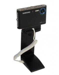 China COMER anti-theft cable locking mounting for security camera display brackets on sale