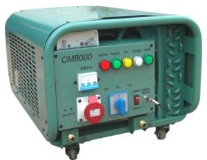 China CM8000 Refrigerant recovery machine on sale