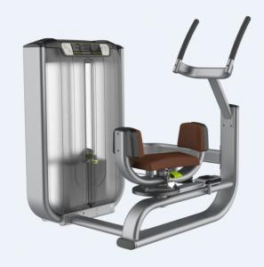 China Power Training Pin Loaded Gym Equipment Rotary Torso Machine With Steel Frame on sale