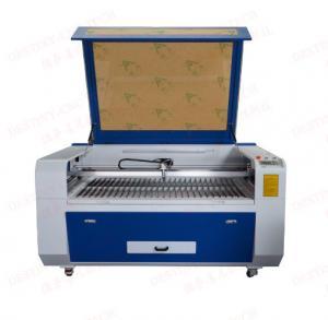 China 木製レーザーの彫版および切断DT-9060 80Wの二酸化炭素レーザーの彫版および打抜き機 on sale