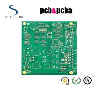 Lead free Tin double sided pcb board for audio power , 2 Sided PCB