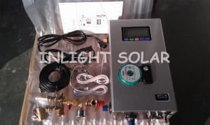 China Wireless Control Solar Control System Pump Station For Flat Panel Solar Collector on sale