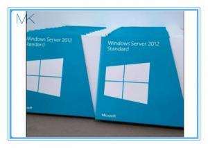 China Activation Online Windows Server 2012 Standard 5 CALS Retail Pack 64bit DVD English on sale