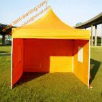 2x2 Folding Tent Fast Open Custom Logo Advertised Display Tent  Waterproof Canopy
