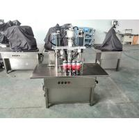 China Energy Saving Automatic Filling Machine Aerosol Can Filling  Equipment on sale