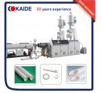 High Speed PPR Glass-fiber Composite Pipe Making Machine Speed 28m/min