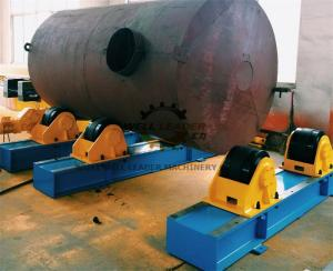 China 40T Convenyional Tank Turning Rolls For Pipe Tank Vessel Boiler Industry on sale