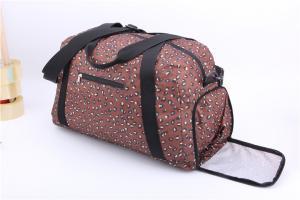 China Wholesale Price Fashion Style Custom Logo Outdoor foldable discount luggage on sale