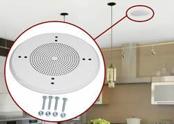 China Round & Square Grilles for Ceiling Speakers on sale
