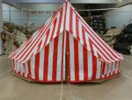 Custom Color Waterproof Outdoor Canvas Tent For Beach Camping 5 Person
