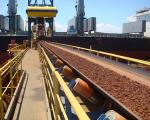 Large Output Belts Conveyor / TD75 fixed type belt conveyor