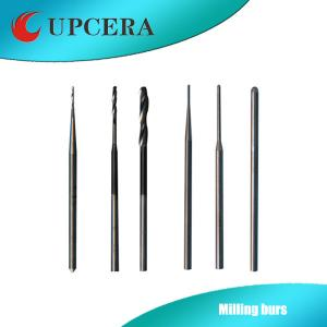 China Dental Milling Burs Roland Diamond Milling Burs for Open CAD CAM Milling System on sale