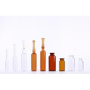 China Custom Tubular Pharmaceutical Glass Packaging Ampoule 1ml - 30ml on sale