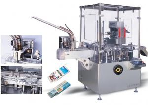 China Servo Motor System Full Automatic Machine With 100 Boxes / Minute on sale