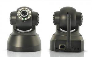 China P2P H.264 Day Night Wireless Home Security Cameras With 3g Network on sale