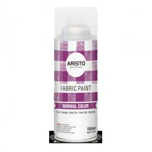 China 150ml / 400ml Aristo Fabric Spray Paint for various fabric, sofa, clothes on sale