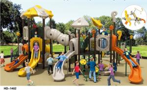 China Amusement Park Children Play House Outdoor Equipment Safety and Wonderful Kids  Outdoor Playground on sale