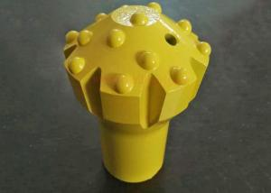 China Forging Thread Reaming Rock Drill Bits High Accuracy Lower Consumption on sale