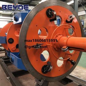 China ACSR copper and aluminum cable strand Planetary Stranding Machine on sale