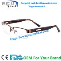 China New Streamline Pure Titanium Eyewear for Spectacles Frames on sale