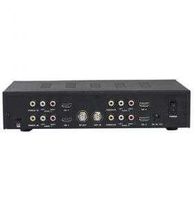 China Satlink WS 7992 DVB Modulator HDMI 2 Route MPEG4  , HDMI Broadcast Equipment on sale