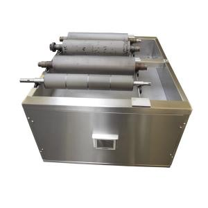China Ultrasonic Ceramic Anilox Roller Cleaning Equipment Anilox Roll And Metallic Parts Cleaning sonic bath cleaner on sale