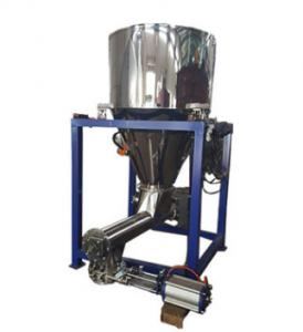 China High Precision Double Screw Feeder , Mini Screw Feeder Stable Operation on sale