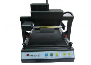 China Network Printing Hot Foil Machine For Card Making Powerful Design 50 - 380w on sale