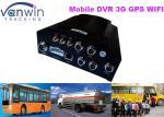 A caixa negra móvel móvel alta do carro 3G DVR GPRS 3G da definição personaliza