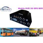 El alto coche 3G DVR móvil GPRS 3G Black Box móvil de la definición modifica para requisitos particulares