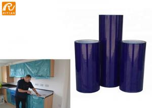 China Removing Plastic Protective Film , Countertop Protector Film For Solid Surface on sale