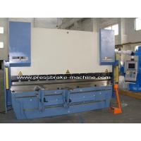 China Plate Steel CNC Hydraulic Press Brake Bending Machine Metal Sheet Bender on sale