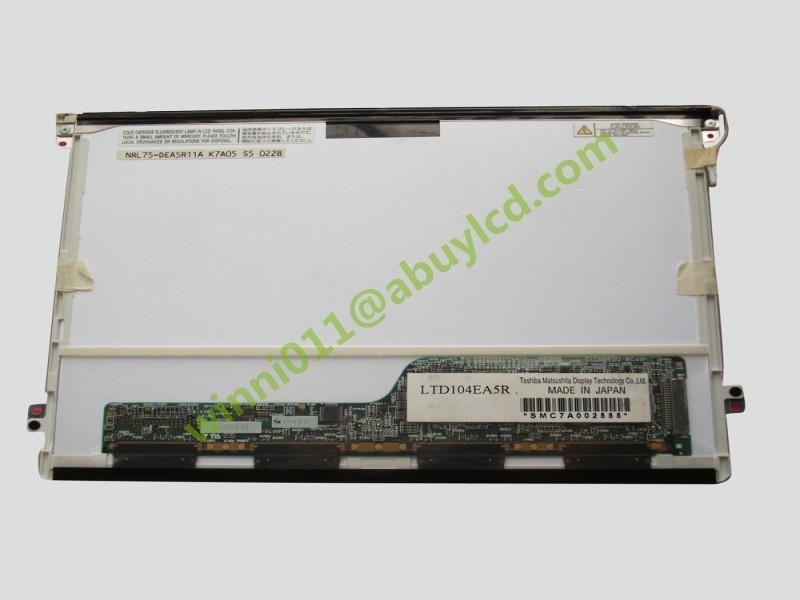 10.4 inch Toshiba Pixel Format 1024 ×768 LTD104EA5R LCD Screen Display Panel RGB